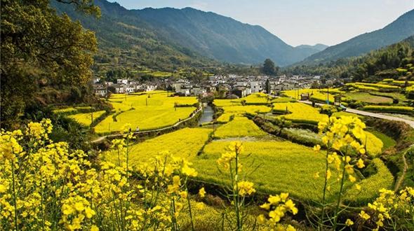 План весенних путешествий по Китаю