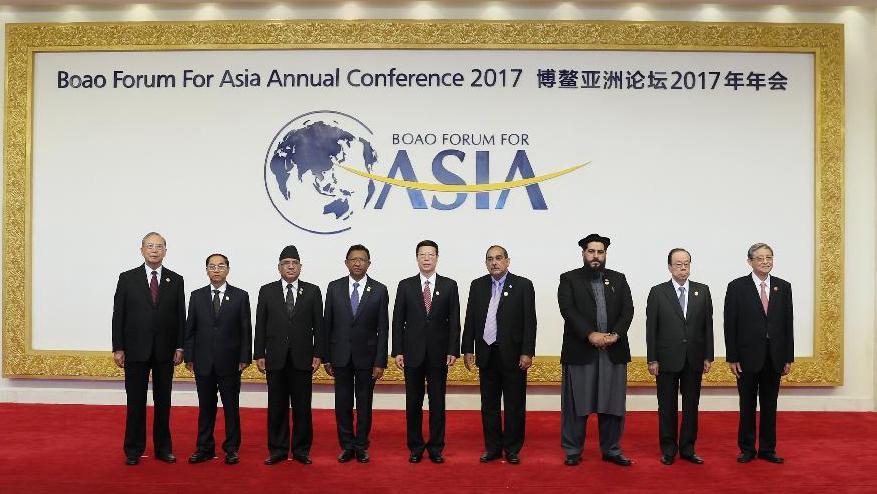 Чжан Гаоли: строительство 'Пояса и пути' принесло первые плоды