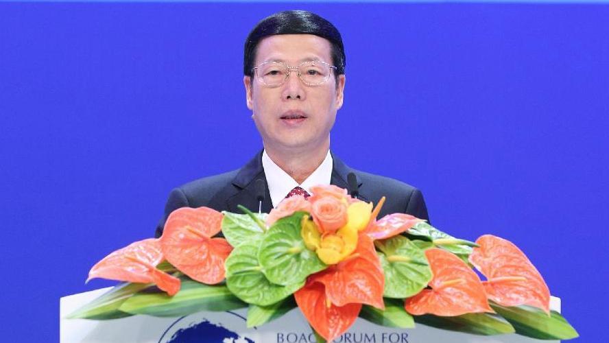 Чжан Гаоли: стабильное развитие китайской экономики даст мощный толчок мировой экономике
