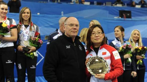 В Пекине успешно завершился чемпионат мира по женскому керлингу, Пекин накапливает опыт для проведения зимних олимпийских игр
