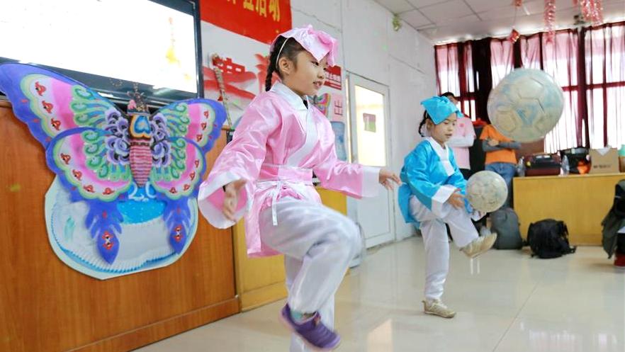 Тематическое мероприятие в преддверии праздника Цинмин