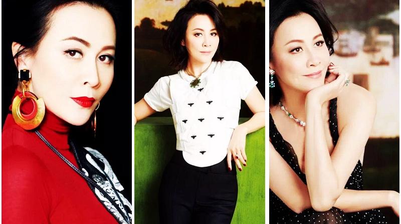 Сянганская звезда Лю Цзялин украсила обложку модного журнала «SELF»
