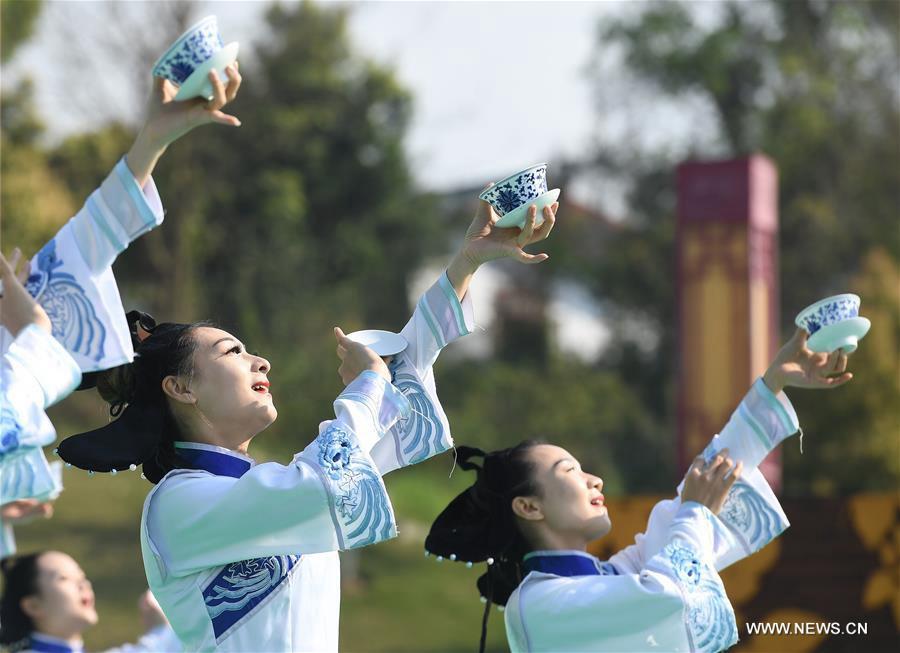 В Чунцине начался конкурс на качество чайных листьев сорта 'Юнчуань Сюя'