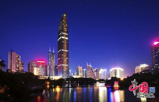 Топ-5 «неспящих» городов Китая