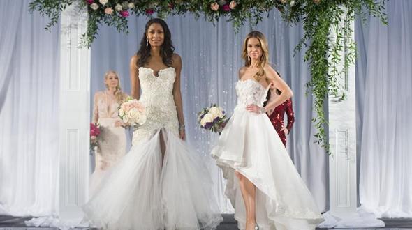 Шоу свадебных платьев в Торонто