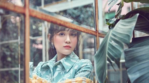 Тайваньская актриса Чэнь Цяоэнь в новых фото