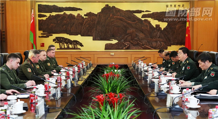 Китай и Беларусь готовы к наращиванию прагматичного сотрудничества в пограничной области