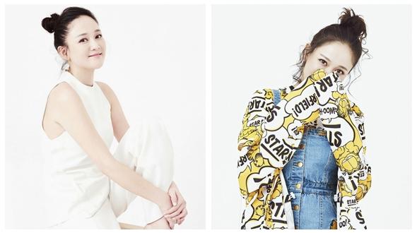 Тайваньская актриса Чэнь Цяоэнь в модных фото