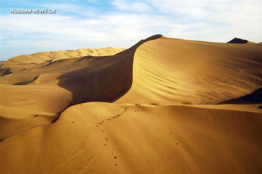 Дуньхуан -- жемчужина Великового Шелкового пути
