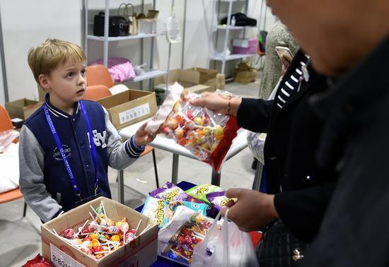 Маленькие продавцы из России стали звездами продовольственной выставки
