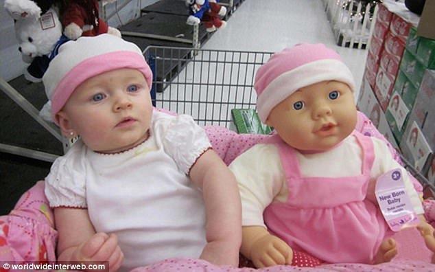 Интересные фото: Дети и их куклы