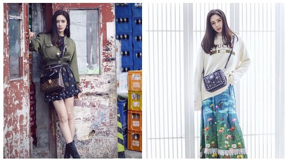 Южнокорейская актриса Choo Ja Hyun на улицких фото