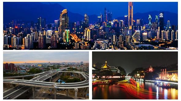 Топ-10 самых привлекательных китайских городов для иностранцев в 2016 году
