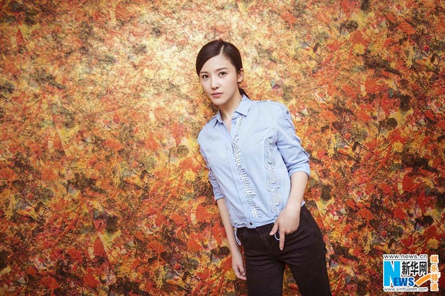 Красотка Ян Цзышань