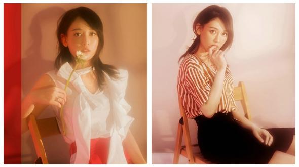 Тайваньская актриса Чэнь Цяоэнь попала на модный журнал