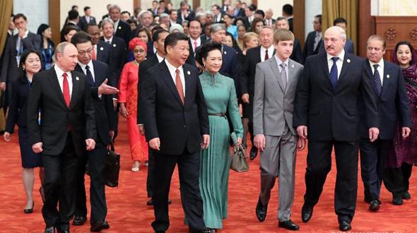 Си Цзиньпин призвал к возобновлению духа Шелкового пути