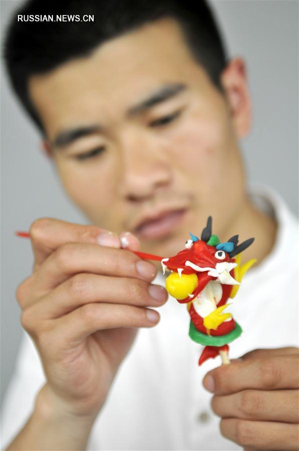 Таньчэнские фигурки из теста