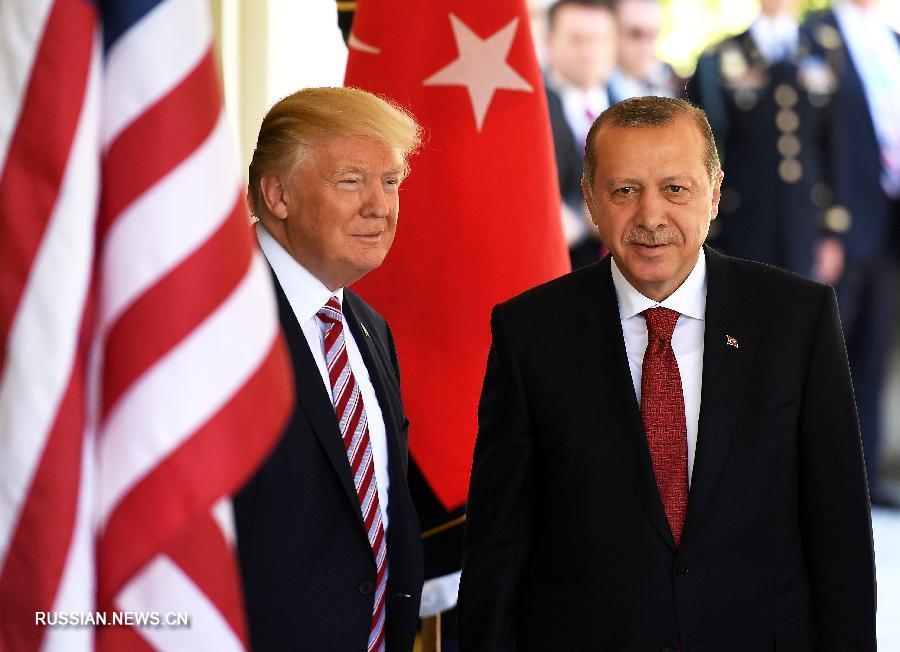 Руководители США и Турции провели переговоры для обсуждения восстановления двусторонних отношений