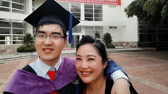 Благодаря усилиям матери парень с ДЦП стал студентом Гарвардского университета