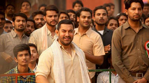 Индийская комедия 'Дангал' лидирует по кассовым сборам в китайском прокате