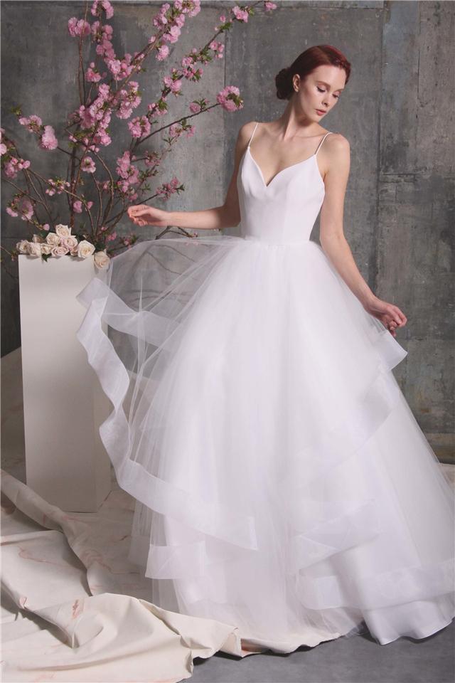 Сезон свадеб: красивые свадебные платья