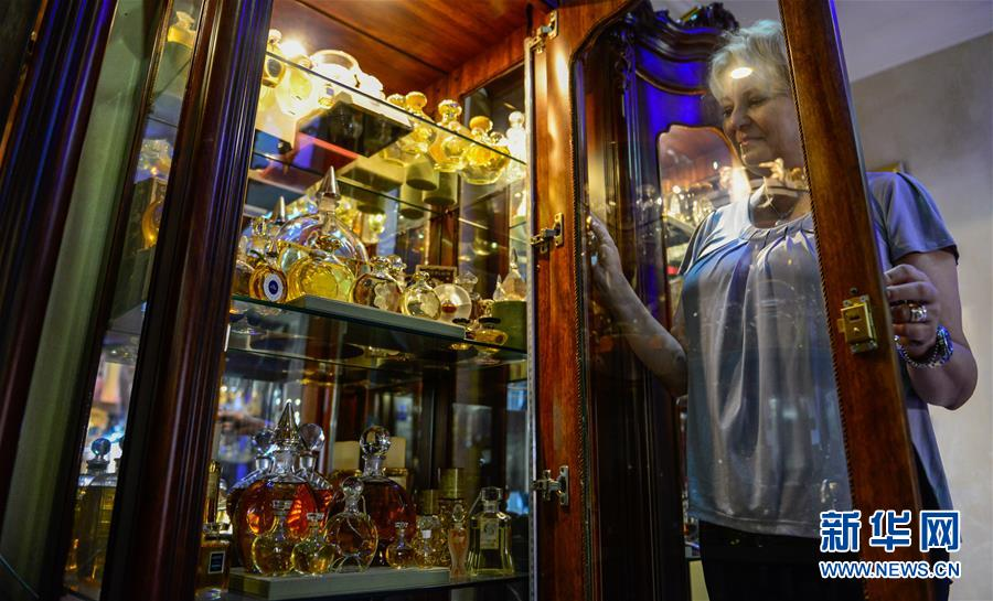 Посещение первого музея духов в ЮАР