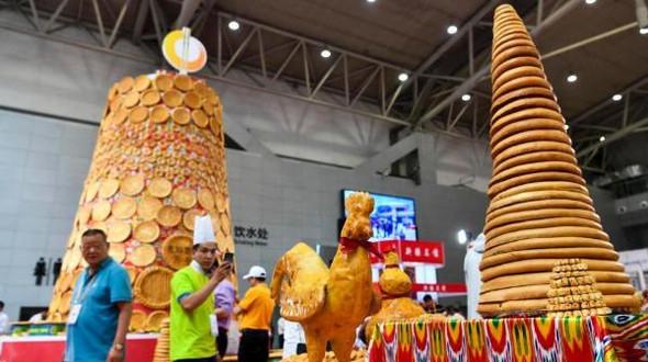 В Урумчи открылась 7-я международная ярмарка продуктов питания и напитков