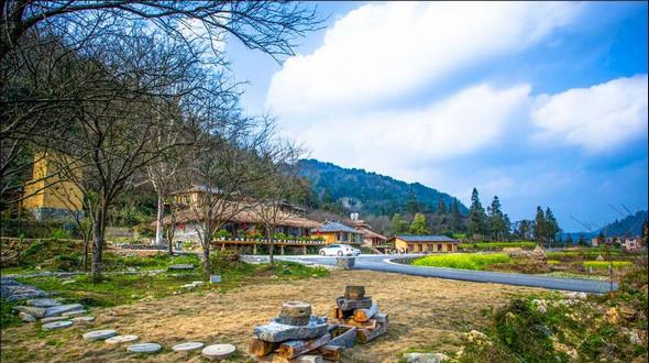 Красивые пейзажи Либо в южной части провинции Гуйчжоу