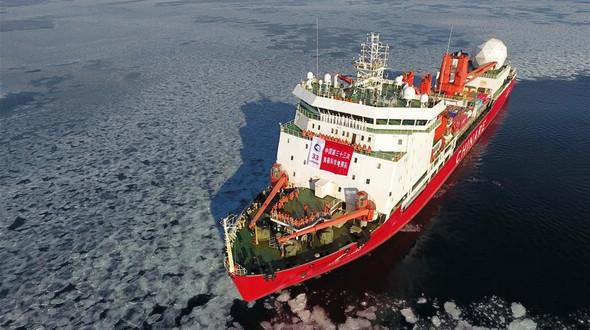 Китай осваивает и исследует Антарктику