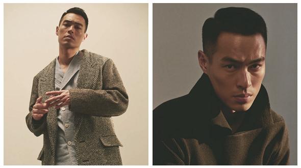 Тайваньский актер Тони Ян