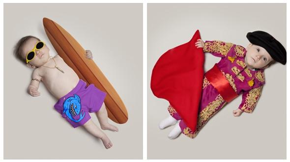 Креативные фото детей в сказочных образах