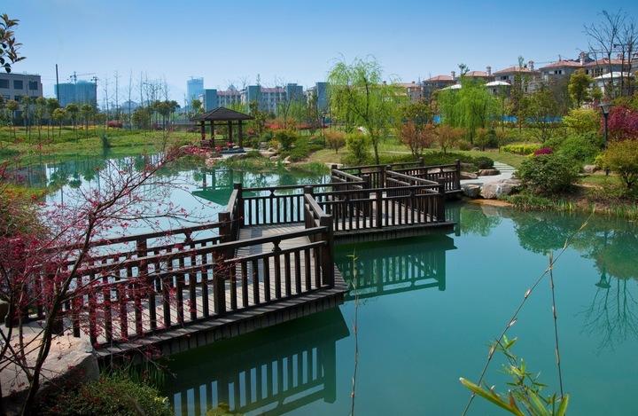Очаровательные пейзажи города Ханчжоу, которые нельзя пропустить