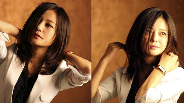 Изящная актриса Чжао Вэй