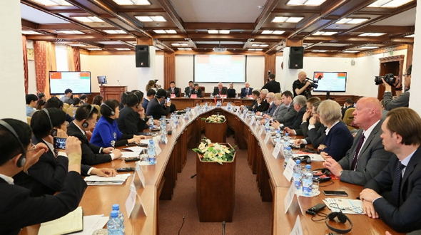 Вузы Китая и Беларуси укрепят сотрудничество в подготовке кадров для 'Пояса и пути'