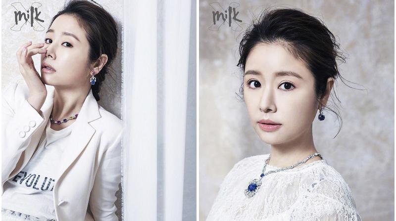 Тайваньская звезда Линь Синьжу попала на «Milk»