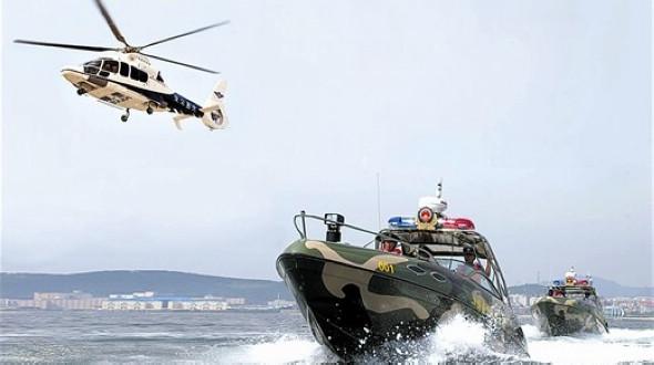 Полиция Даляня всеми силами обеспечивает безопасность экономического форума «Летний Давос – 2017»