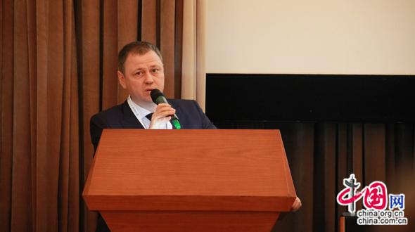 Презентация банка «Открытие» состоялась в Посольстве РФ в КНР