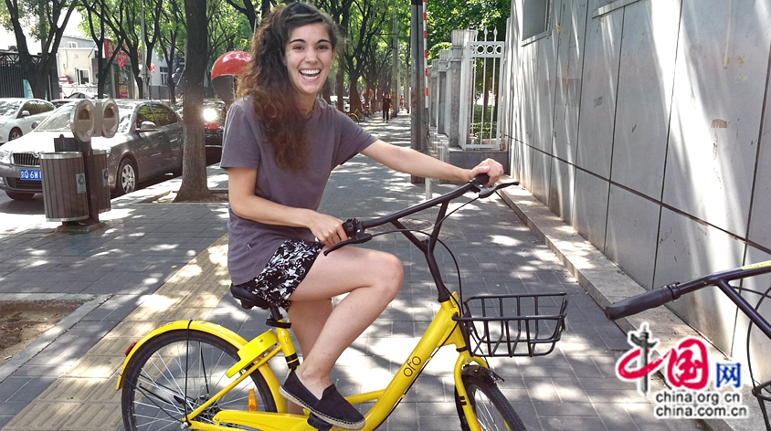 Велосипеды общего пользования: новый вид транспорта для итальянской студентки