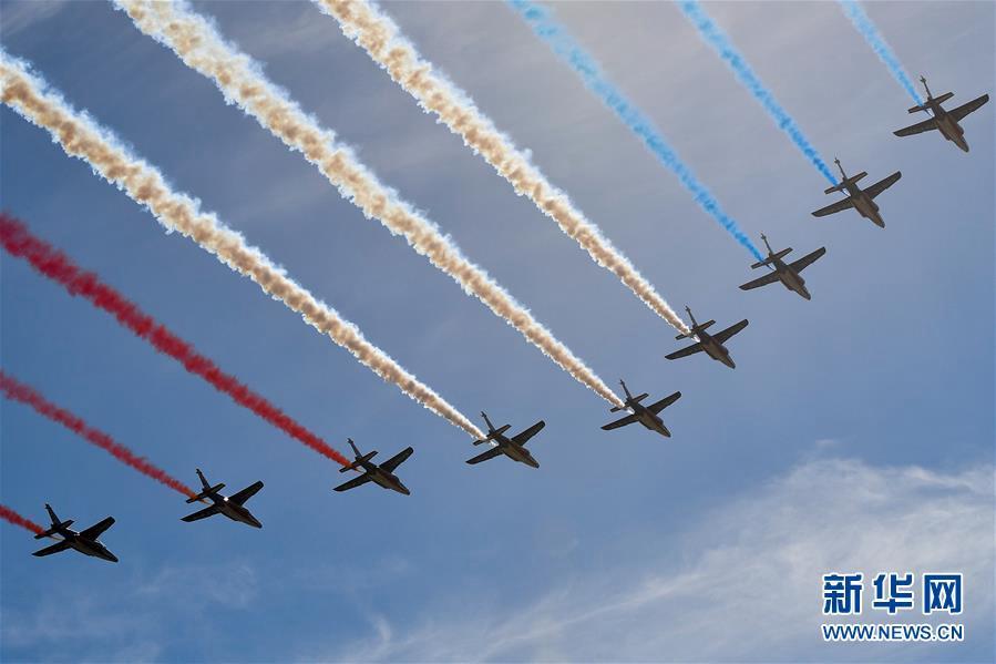 Президент США Дональд Трамп присутствовал на военном параде по случаю Национального праздника Франции