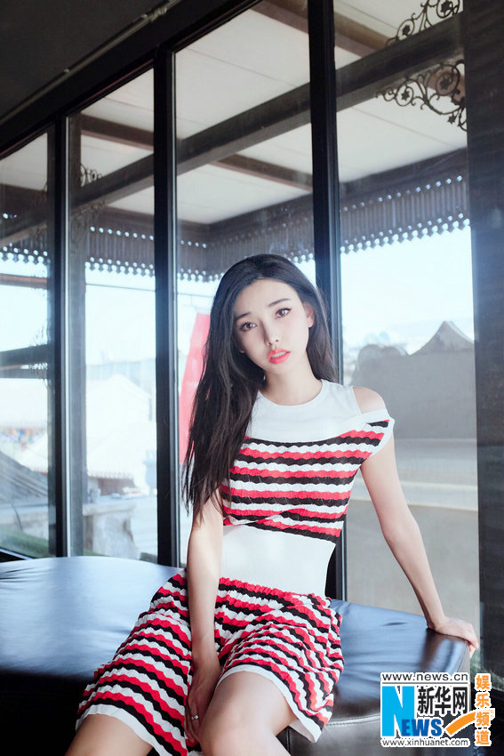 Кинозвезда Тун Фэй создает модный стиль