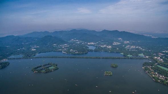 Красивые летние пейзажи озера Сиху