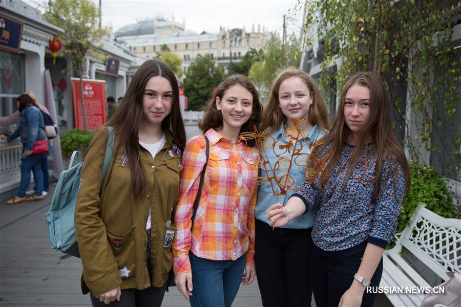 Китайская храмовая ярмарка в Москве -- платформа культурного взаимодействия между Россией и Китаем