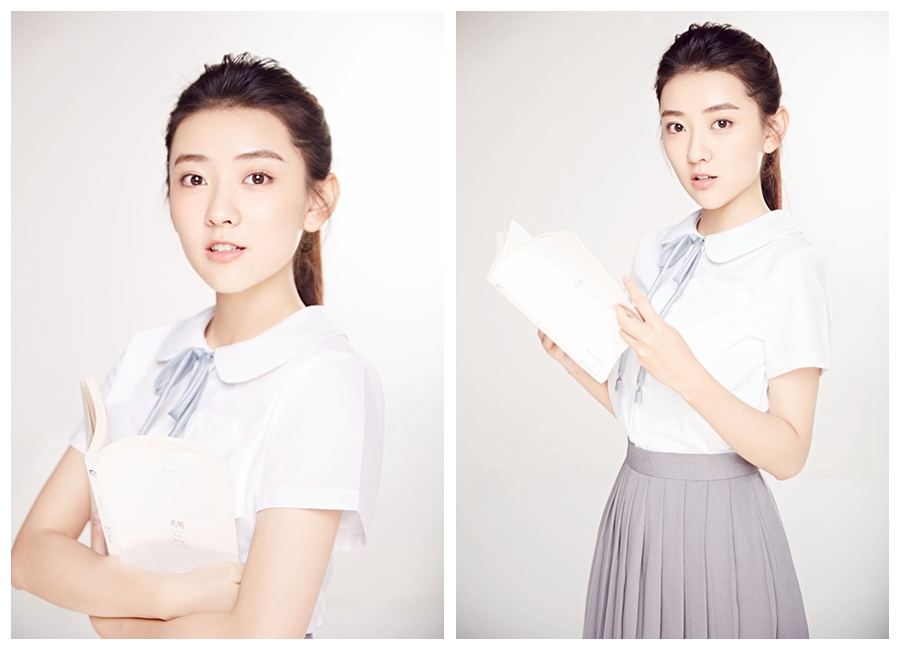 Молодая актриса Лян Цзе создает новый стиль
