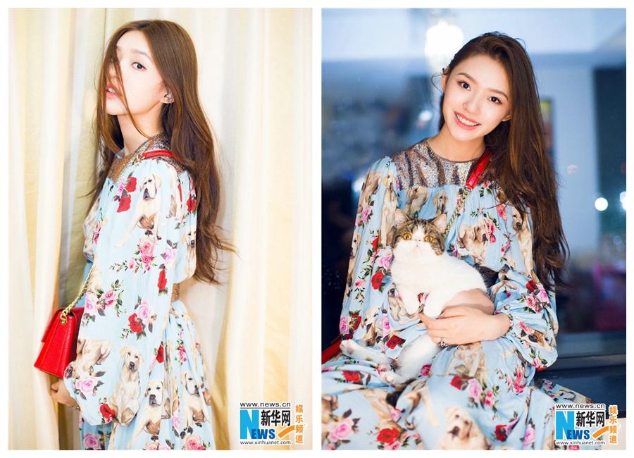 Кинозвезда Линь Юнь