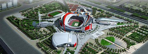 Топ-10 спортивных городов Китая