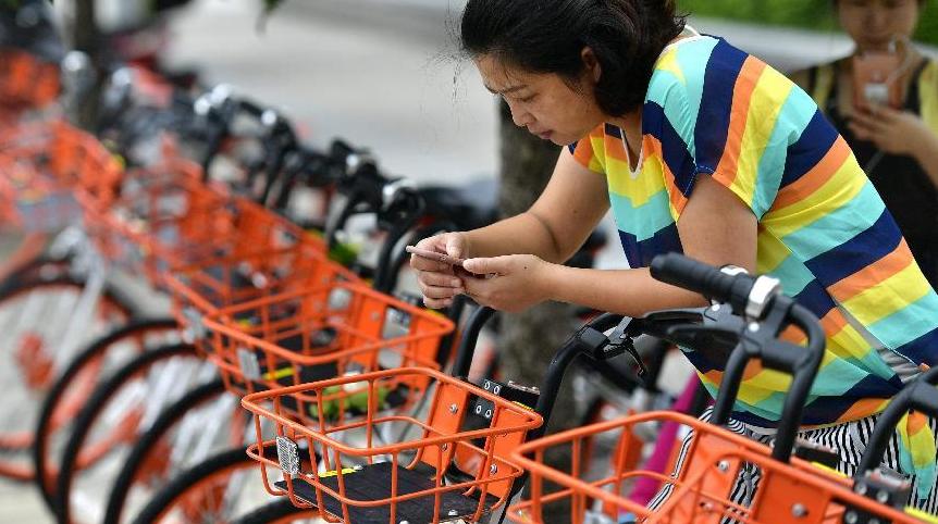 Китайская велошеринговая компания Mobike подписала меморандум о стратегическом сотрудничестве с Программой ООН по населенным пунктам