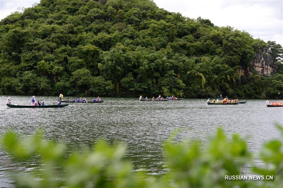 Летние красоты национального парка Пучжэхэй
