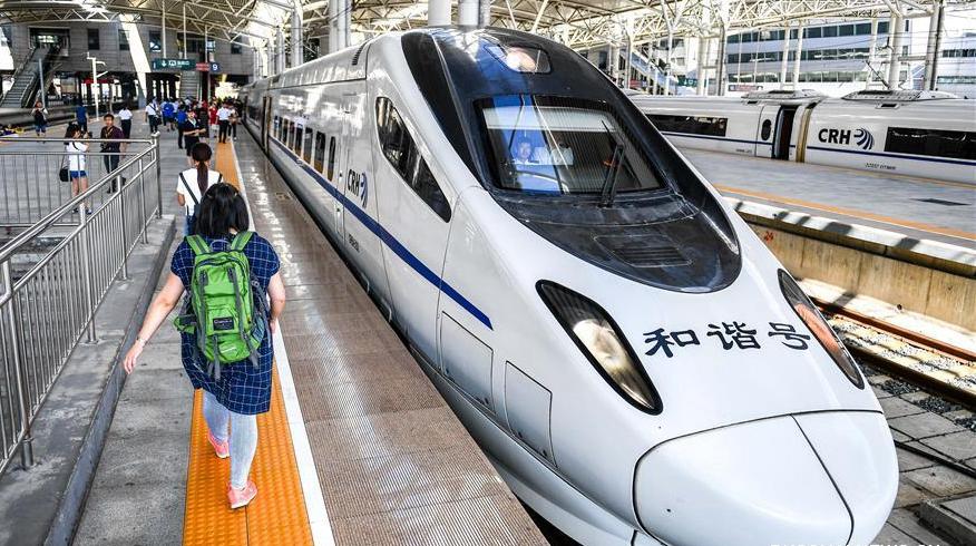 Железная дорога Чанчунь -- Байчэн -- Улан-Хото работает в тестовом режиме