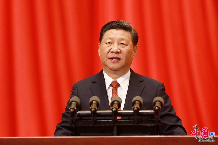 В Пекине состоялось торжественное собрание, посвященное 90-летию основания НОАК