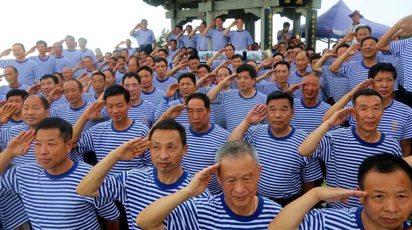 Более сотни бывших военнослужащих Китая подготовились к празднованию Дня основания НОАК